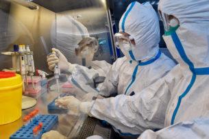 Количество зараженных коронавирусом в Казахстане увеличилось до 380