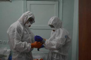 За сутки в Кыргызстане выявили 124 больных коронавирусом