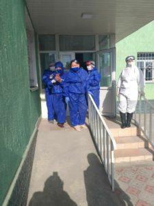 В Кыргызстане проверяют тех, кто находится на домашнем карантине из-за коронавируса