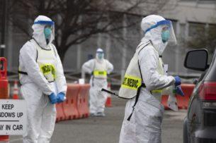 СМИ: американцам с COVID-19 могут запретить въезд в США