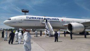 В Кыргызстан вернулись 351 человек из Турции