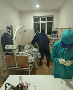 Советник мэра Бишкека раскритиковала заразившихся депутатов