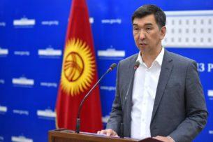 Риски распространения коронавируса в Бишкеке остаются самыми высокими — Азиз Суракматов