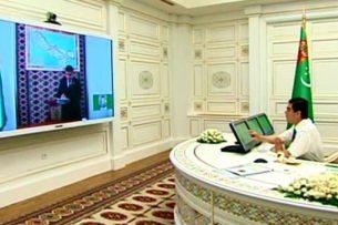 Бердымухамедов строит Нью-Ашхабад для своего сына
