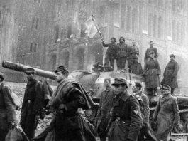 Последний час гитлеровской Германии глазами немцев