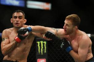 Гэтжи бьет как чертов грузовик: Президент UFC объяснил поражение Фергюсона