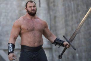Исландский актёр из «Игры престолов» установил новый рекорд в становой тяге. Он поднял 501 кг