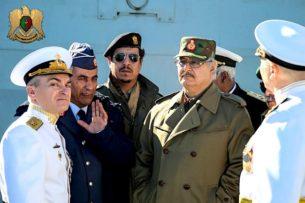 Эмбарго не для Казахстана. Кто ответит за поставки оружия в Ливию?