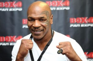 Майк Тайсон рассказал, как сбросил 45 кг перед возвращением в бокс