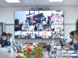 Подготовку мест обсервации и сложную ситуацию с коронавирусом в Нарыне обсудил Республиканский оперштаб