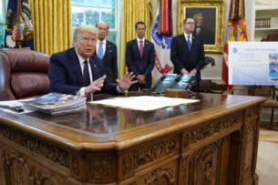 Власти Нью-Йорка объявили о разрыве всех контрактов с Trump Organization. Семья Трампа собирается опротестовать решение