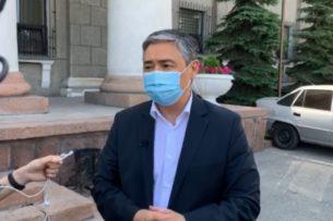 Первый вице-мэр Бишкека рассказал про драку, произошедшую в подъезде его дома