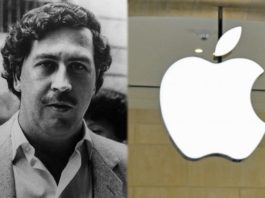 Брат Пабло Эскобара хочет отсудить у Apple 2,6 млрд долларов