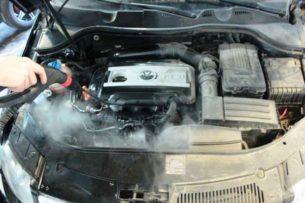 Мойка двигателя автомобиля в домашних условиях. Чем и как?