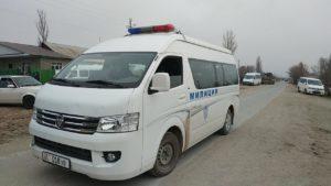 Кыргызстан коронавирус