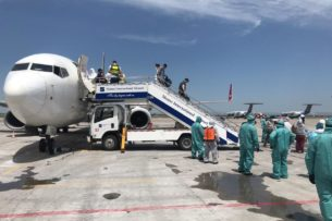 В Бишкек из Кореи и Филиппин вернулись 58 граждан Кыргызстана