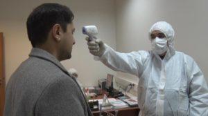 коронавирус в Таджикистане