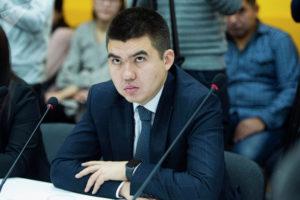 Задержан зампредседателя Госкомитета информационных технологий и связи М.Джылышбаев