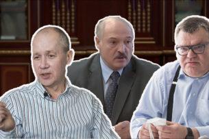 «Буржуи» и «шелудивые». Как Лукашенко прессингует своих конкурентов по выборам — СМИ