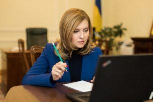 Жену Зеленского госпитализировали с двусторонней пневмонией