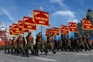 Москва пригласит на парад Победы только лидеров СНГ