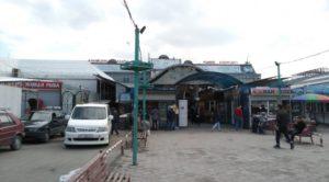 Аламединский рынок закрыт на дезинфекцию