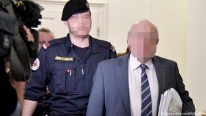 Бывший полковник австрийской армии осужден за передачу России гостайн