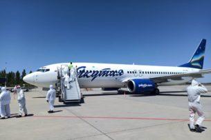 В Бишкек из Якутии вернулись 170 граждан Кыргызстана