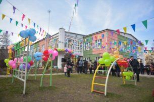 В Ленинском районе Бишкека заработают 5 детсадов