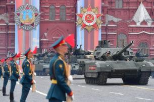 Как будет проходить парад Победы в условиях пандемии