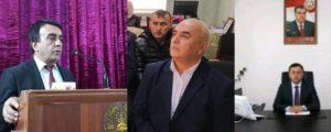 Драка между высокопоставленными чиновниками на севере Таджикистана