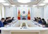 Президент Сооронбай Жээнбеков проводит заседание Совета безопасности. Рассматривается эпидемиологическая ситуация в стране