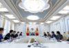 Обсуждали ситуацию с коронавирусом, критиковали мэров и полпредов: Совбез Кыргызстана принял ряд решений
