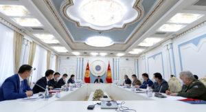 Какие решения принял Совет безопасности по борьбе с коронавирусом