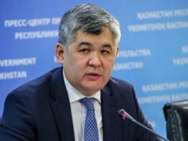 У главы Минздрава Казахстана Биртанова обнаружен коронавирус