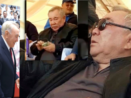 Как Болат Назарбаев открыл магазин вместо Дворца бракосочетания