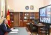 Кубатбек Боронов провел совещание по исполнению плановых показателей бюджета в условиях COVID-19