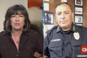 «Держи рот на замке»: начальник полиции Хьюстона ответил Трампу