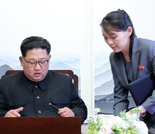 Сестра Ким Чен Ына предостерегла Южную Корею в связи с совместными военными учениями с США