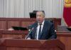 Коалиция большинства одобрила кандидатуру К.Боронова на пост премьер-министра