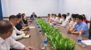 Мэрия Бишкека переходит на цифровое управление муниципальными службами