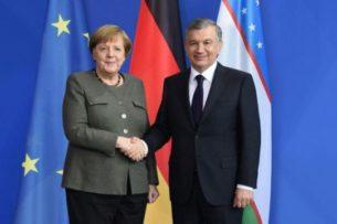 Деньги из Германии на развитие получит во всем регионе только Узбекистан