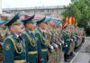 У нескольких солдат Нацгвардии Кыргызстана выявили коронавирус. На парад Победы в Москву отправят резервный расчет других подразделений