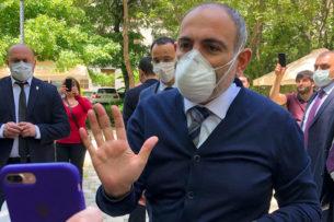 Армения дошла до критической ситуации и идет сквозь ад — Никол Пашинян