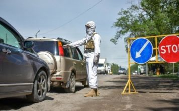 В Бишкека продлена работа общественного транспорта, кафе, ресторанов и торговых центров