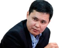 В городах Центральной Азии в настоящее время проживает преимущественно маргиналы — Талгат Мамырайымов