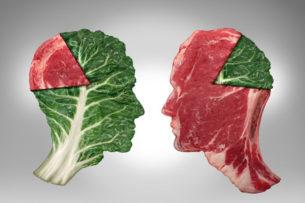 Эксперимент: чем отличаются организмы веганов и мясоедов?