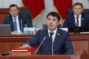 Депутат Марлен Маматалиев признался, что коллеги вместо него проголосовали за скандальный законопроект «О манипулировании информацией»
