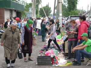 Рынки Кара-Балты два раза в неделю будут закрывать на санобработку