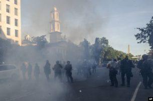 Генпрокурор США обвинил экстремистов и иностранные группировки в обострении обстановки во время протестов